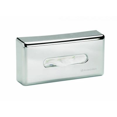 KIMBERLY-CLARK PROFESSIONAL* Facial Tissue Dispenser - Zilverkleurig
