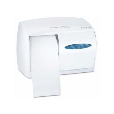 KIMBERLY-CLARK PROFESSIONAL* Toilettissue Dispenser - Kokerloos - Wit